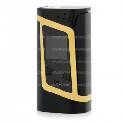 Authentic SMOKTech SMOK Alien 220W TC Temperature Control VW Variable Wattage Box Mod - Black + Golden, 6~220W