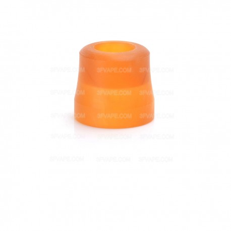 Resin Drip Tip for Aspire Cleito Tank Clearomizer - Brown, 15mm