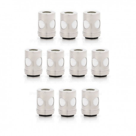 Authentic Vaporesso Ceramic EUC Coil Heads for Estoc Tank Mega / Estoc Tank / Doubloon Tank - 0.5 Ohm (25~35W) (10 PCS)