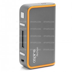 Authentic Aspire Archon 150W TC VW Variable Wattage Box Mod - Navy Grey, 1~150W, 200~600'F (100~315'C), 2 x 18650