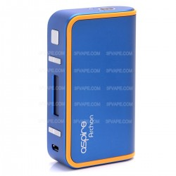 Authentic Aspire Archon 150W TC VW Variable Wattage Box Mod - Navy Blue, 1~150W, 200~600'F (100~315'C), 2 x 18650