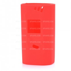 Authentic Vapesoon Protective Silicone Sleeve Case for Smoktech SMOK Alien 220W Mod - Red