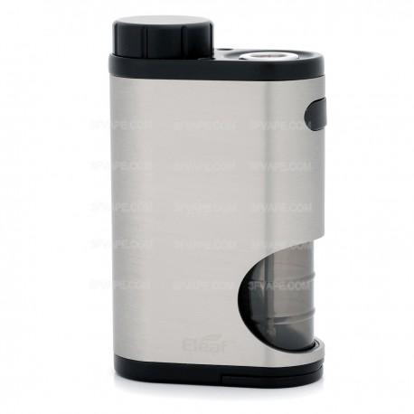 Authentic Eleaf Pico Squeeze 50W Box Mod - Silver, 6.5ml, 1 x 18650