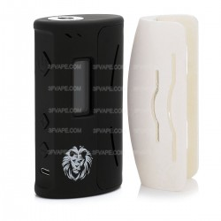 Authentic Crebox R60 60W TC VW Variable Wattage Box mod - Black, ABS, 5~60W, 100~300'C / 200~600'F, 1 x 18650