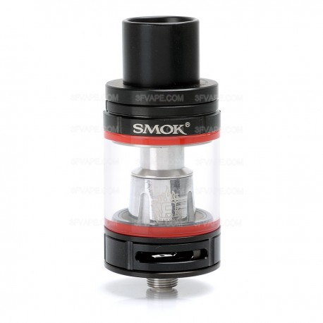 Authentic SMOKTech SMOK TFV8 Big Baby Sub Ohm Tank Clearomizer - Black, 5mL, 0.15 Ohm, 24.5mm Diameter