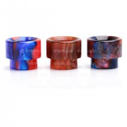 Replacement Drip Tip for Kennedy 24 / 25 / Goon / Goon LP / Battle / Reload RDA - Random Color, Resin, 12.8mm