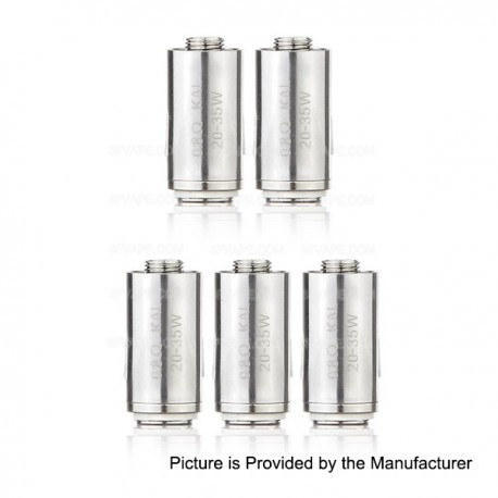 Authentic Innokin Replacement Kanthal BVC Coil Head for Slipstream Tank / Kroma Kit - 0.8 Ohm (20~35W) (5 PCS)