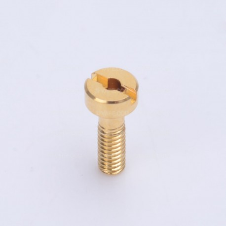 Replacement Bottom Feeder Center Pin for Goon RDA - Golden, Brass