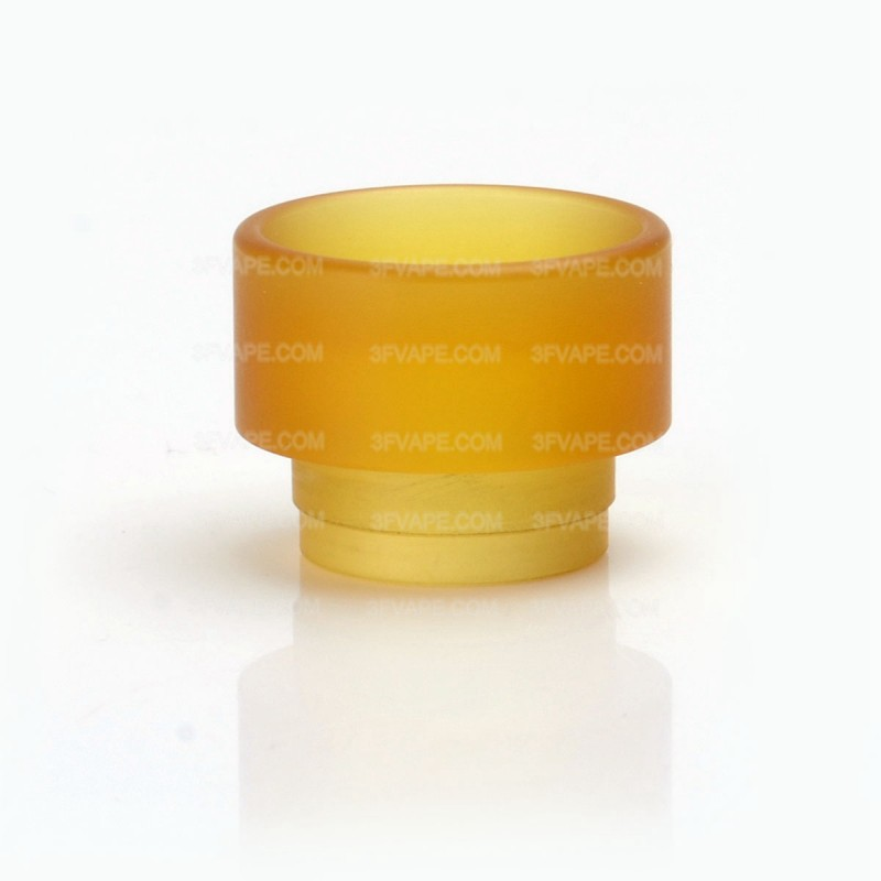 Replacement 13mm Pei Drip Tip For Kennedy Goon Lp Battle