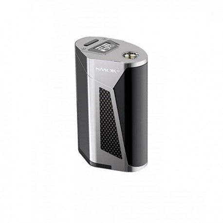 Authentic SMOKTech SMOK GX350 350W TC VW Variable Wattage Box Mod - Black + Silver, 220W / 350W, 2 / 4 x 18650