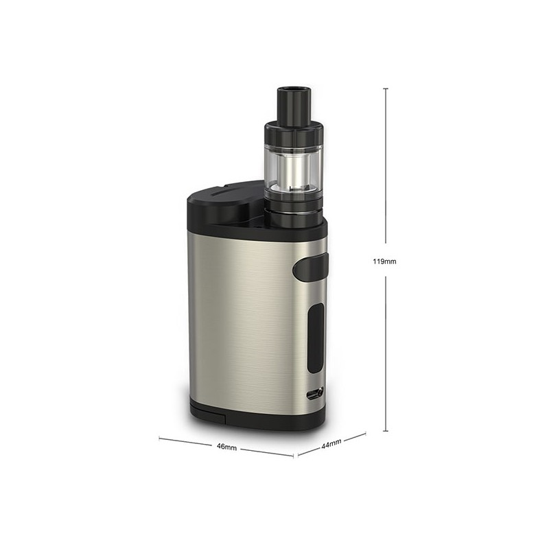 authentic eleaf pico dual 200w white tc vw mod with melo. Black Bedroom Furniture Sets. Home Design Ideas