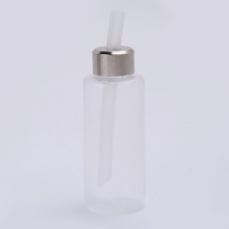 Replacement Squonk Bottle for FrankenSkull / Boxer Style BF Squonk Mechanical Mod - Translucent, PP, 8ml