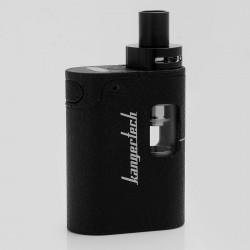 Authentic Kanger TOGO Mini 2.0 Starter kit 1600mAh Battery Ultra-Portable Kit - Black, 1.9mL