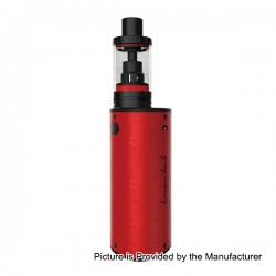 Authentic Kanger K-KISS 6300mAh VW Mod Starter kit - Red, 4.5ml, 0.2 ohm