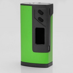 "Authentic Sigelei Fuchai Plus 213W 0.96"" TC VW Variable Wattage Box Mod - Green, 10~213W, 100~300C / 200~570'F"