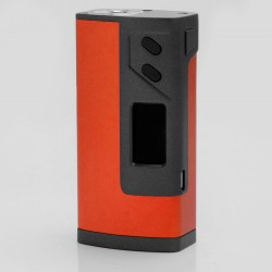 "Authentic Sigelei Fuchai Plus 213W 0.96"" TC VW Variable Wattage Box Mod - Orange, 10~213W, 100~300C / 200~570'F"