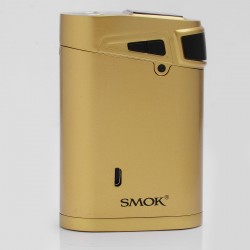 Authentic Smoktech SMOK G320 Marshal 320W TC VW Box Mod - Golden, 320W (3 x 18650)/ 220W (2 x 18650), 200~600'F / 100~315'C
