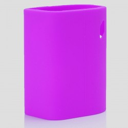 Authentic Vapesoon Protective Case Sleeve for Wismec Reuleaux RX300 Mod - Purple, Silicone