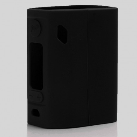Authentic Vapesoon Protective Case Sleeve for Wismec Reuleaux RX300 Mod - Black, Silicone