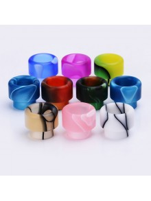 SJMY Replacement Drip Tip for Kennedy 24 / 25 / Goon / Goon LP / Battle / Reload RDA - Random Color, Acrylic, 14.3mm