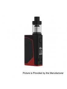 Authentic Joyetech eVic Primo 200W TC VW Box Mod with UNIMAX 25 Atomizer - Black + Red, 1~200W, 5ml, 2 x 18650