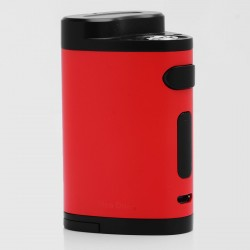 Authentic Eleaf Pico Dual 200W TC VW Variable Wattage Box Mod - Red, 1~200W, 100~315'C / 200~600'F, 2 x 18650