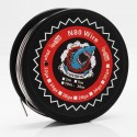 Authentic VapeThink Ni80 20GA Heating Wire for RBA Atomizer - Silver, 0.8mm, 30m (100 Feet)
