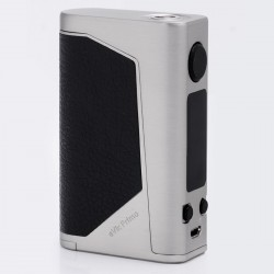 Authentic Joyetech eVic Primo 200W TC VW Variable Wattage Box Mod - Silver, 1~200W, 2 x 18650, 100~315'C / 200~600'F