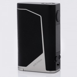 Authentic Joyetech eVic Primo 200W TC VW Variable Wattage Box Mod - Black + Silver, 1~200W, 2 x 18650, 100~315'C / 200~600'F