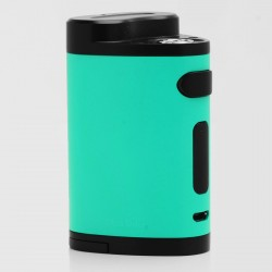 Authentic Eleaf Pico Dual 200W TC VW Variable Wattage Box Mod - Cyan, 1~200W, 100~315'C / 200~600'F, 2 x 18650