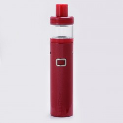 Authentic Eleaf iJust ONE 1100mAh Battery Starter Kit - Red, 2ml, 0. 3 Ohm