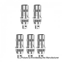 Authentic Aspire Nautilus 2 Replacement Coil Heads - 0.7 Ohm (18~23W) (5 PCS)