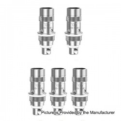 Authentic Aspire Nautilus 2 Replacement Coil Heads - 1.8 Ohm (10~14W) (5 PCS)