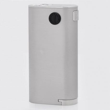 Authentic Wismec Noisy Cricket II-22 VV Variable Voltage Box Mod - Silver, 2~6V, 2 x 18650