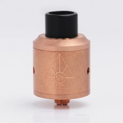 Authentic 528 Custom GOON RDA Rebuildable Dripping Atomizer - Copper, Copper, 24mm Diameter