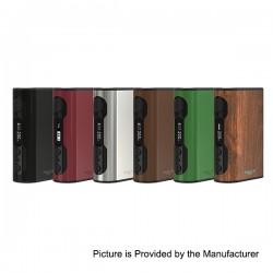 Authentic Eleaf iStick QC 200W 5000mAh TC VW Variable Wattage Box Mod - Red, 1~200W, 100~315'C / 200~600'F