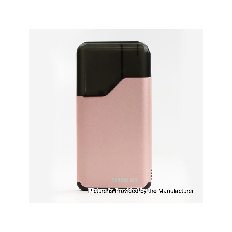 Authentic Suorin Air 400mah Rose Gold Battery All In One