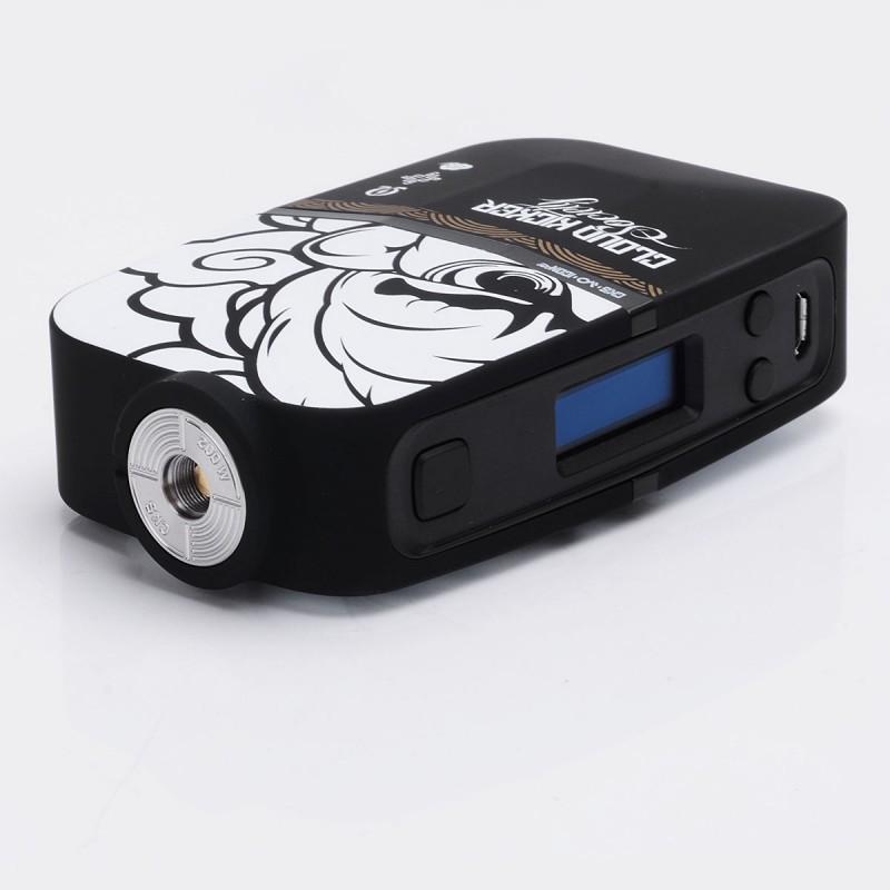 Authentic Cks Icon 200w Black White Tc Vw Variable Wattage