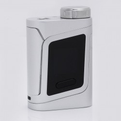 Authentic SMOKTech SMOK Alien AL85 85W TC VW Variable Wattage Mod - Silver, 1~85W, 1 x 18650, 200~600'F / 100~315'C