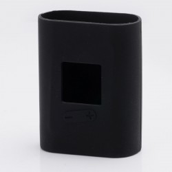 Authentic Vapesoon Protective Case Sleeve for SMOK Alien AL85 Mod - Black, Silicone