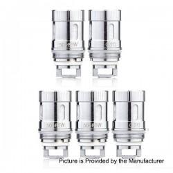 Authentic Sense Blazer Mini Coil Head - Silver, Stainless Steel, 0.2 Ohm (50~80W) (5 PCS)