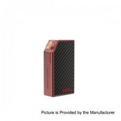 Authentic GeekVape Mech Pro Mechanical Box Mod - Red, Zinc Alloy, 1 x 18650
