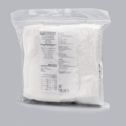 Authentic Muji Rectangle Cotton Wick for RDA / RTA / RBA / Rebuildable Atomizer - White, 60 x 50mm, (180 PCS)