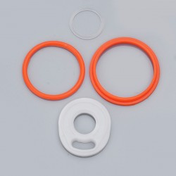 Authentic Vapesoon Silicone O-ring Set for SMOKTech TFV8 Big Baby Clearomizer (4 PCS)