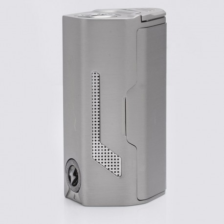 Authentic IJOY MAXO Zenith 300W VV Variable Voltage Box Mod - Silver, 2.5~6.5V, 3 x 18650