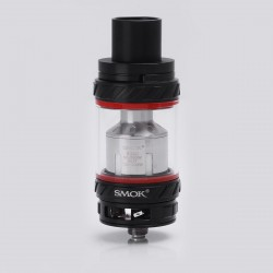 Authentic SMOKTech SMOK TFV12 Cloud Beast King Sub Ohm Tank Clearomizer - Black, Stainless Steel + Glass, 0.12 Ohm, 6ml, 27mm