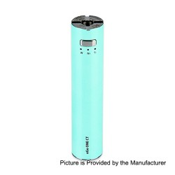 Authentic Joyetech eGo ONE CT 2200mAh XL Battery - Water Blue, Stainless Steel
