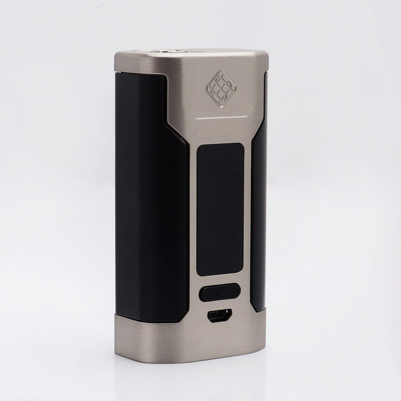 Authentic Wismec Predator 228 228w Silver Tc Vw Variable