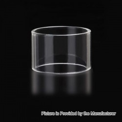 Authentic OBS Engine Nano RTA Replacement Glass Tank - Transparent