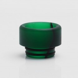 Drip Tip for SMOK TFV12 / TFV8 / TFV8 Big Baby Tank - Green, Acrylic, 13mm